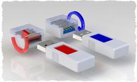 Двусторонний порт USB