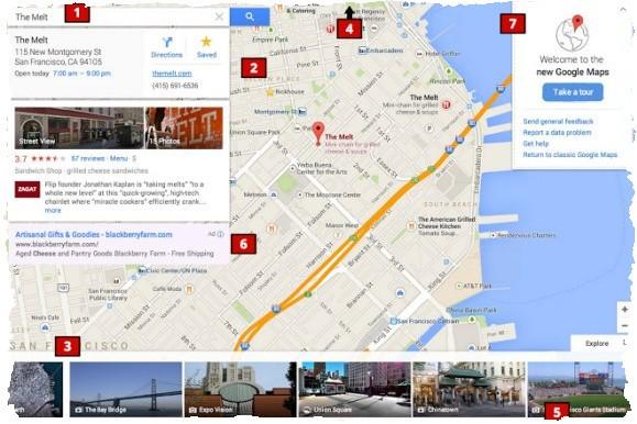 Новый Google Maps