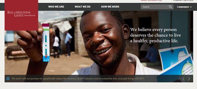 Фонд Билла Гейтса борьбы с малярией
