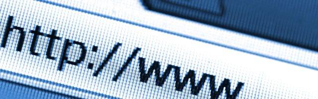 Доменные имена в Интернете: сколько их?