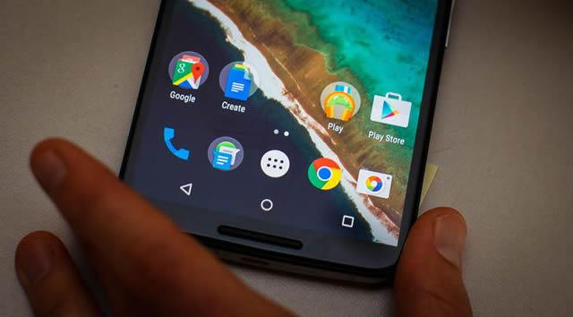 Мобильное устройство с Android Lollipop