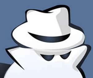 Символ режима Инкогнито в браузере Google Chrome