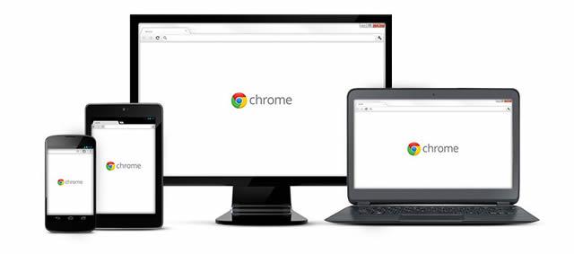 Браузер Google Chrome на нескольких устройствах