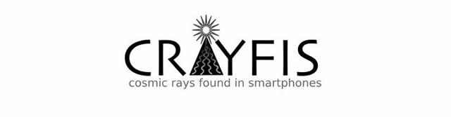 Эмблема проекта CRAYFIS