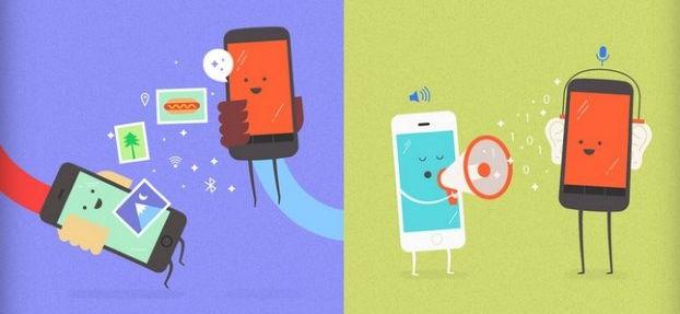 Google разрабатывает средство обмена данными между Android и iOS