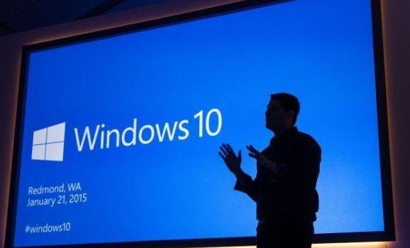 Windows 10 был официально объявлен в конце января