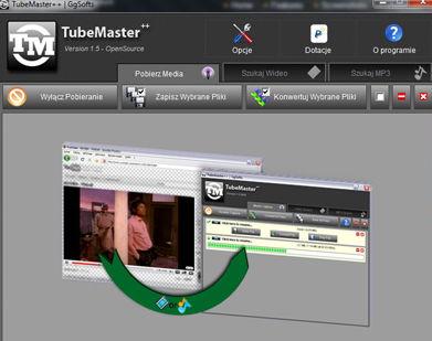 TubeMaster Plus для сохранения видео