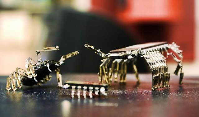 Борьба микрочипов