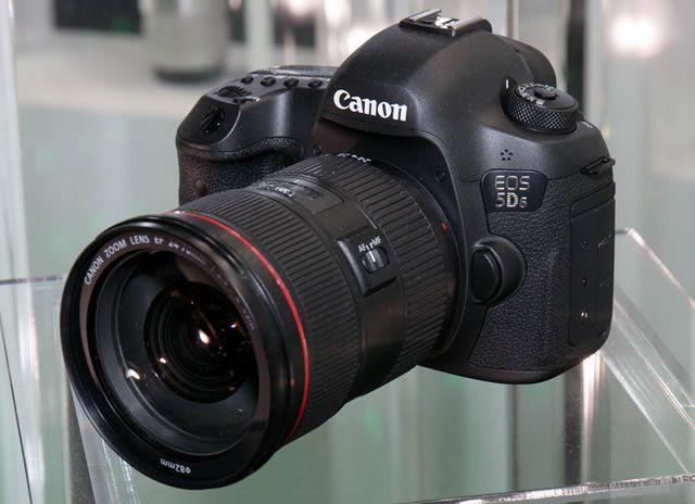 Canon EOS 5DS/5DS R – лучшая профессиональная цифровая зеркальная фотокамера