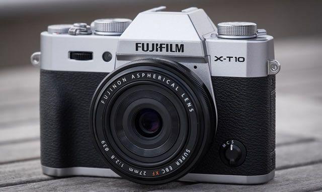 Fujifilm X-T10 – лучшая любительская беззеркальная камера со сменной линзы