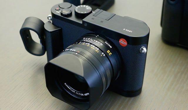 Leica Q – лучшая компактная фотокамера премиум-класса