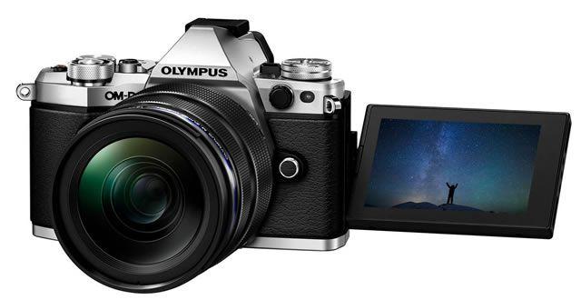 Olympus OM-D E-M5 II – самая продвинутая беззеркальная камера со сменной линзой