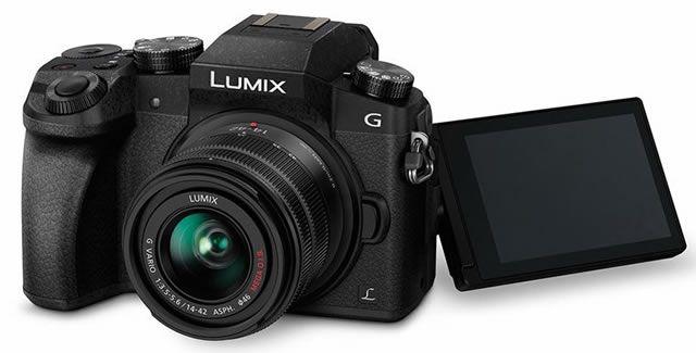 Panasonic Lumix DMC-G7 – лучшая камера с функцией видео