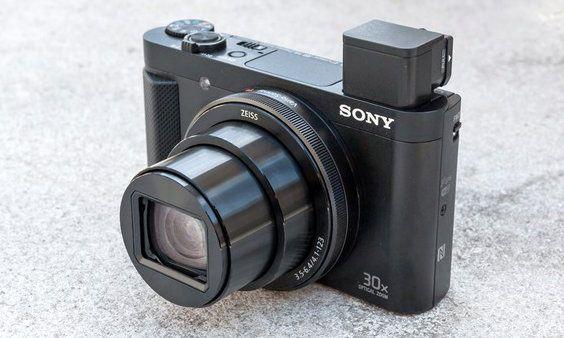 Sony Cyber-shot DSC-HX90/V – лучший компактный фотоаппарат для путешественника