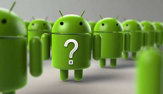 Армия зеленных Android Google