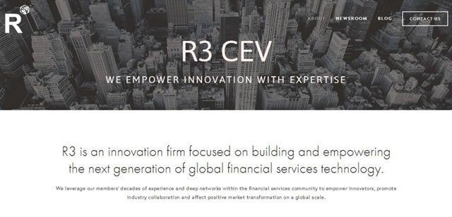 Девять авторитетных финансовых институтов основали R3 Cev для поддержки финансового сектора