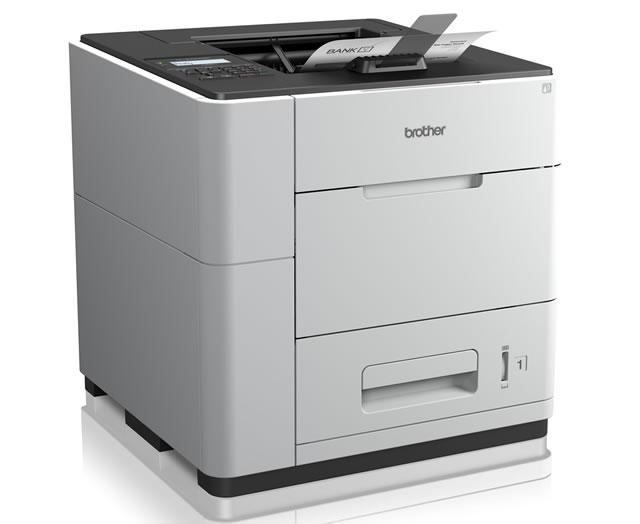 Brother HLS7000DN – черно-белый струйный принтер, способный печатать со скоростью 100 страниц формата A4 в минуту