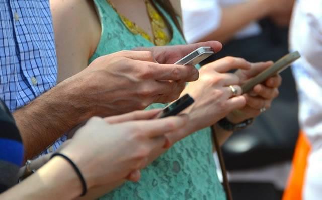 Пользователи смартфонов активно делятся сообщением класса «viral»