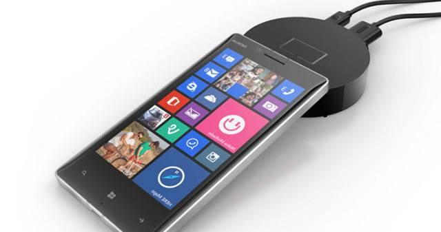 Зарядка мобильного устройства без проводов