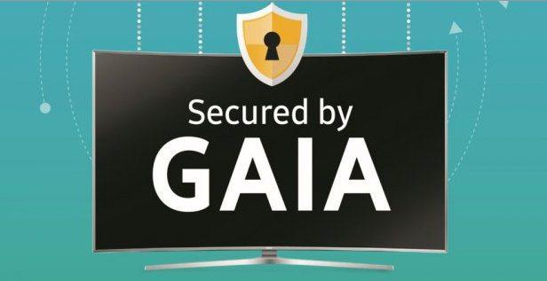 Samsung презентовал технологию защиты Smart телевизоров GAIA