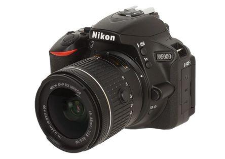 Фотоаппарат Nikon D5600 Kit