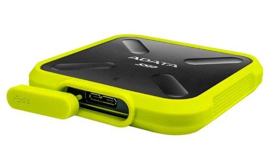 Внешний SSD ADATA SD700
