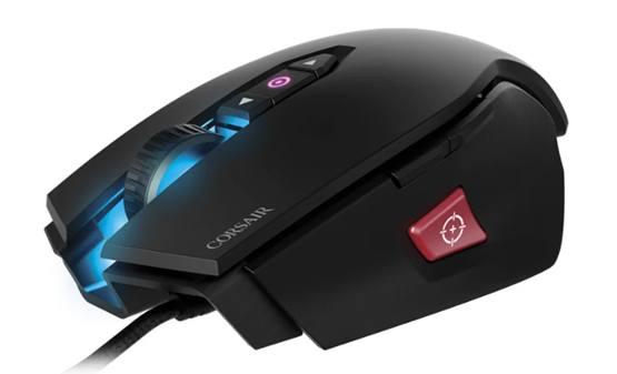 Мышь Corsair Gaming M65 Pro RGB FPS Black