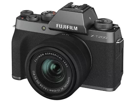 Новейший фотоаппарат Fujifilm X-T200