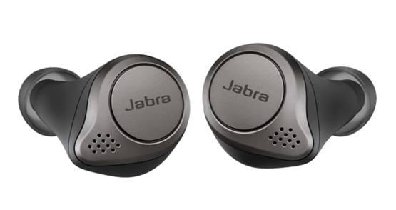 Наушники True Wireless Jabra Elite 75t