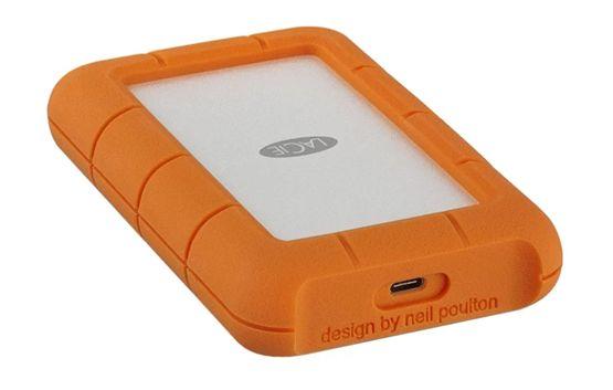 Внешний HDD Lacie Rugged USB-C