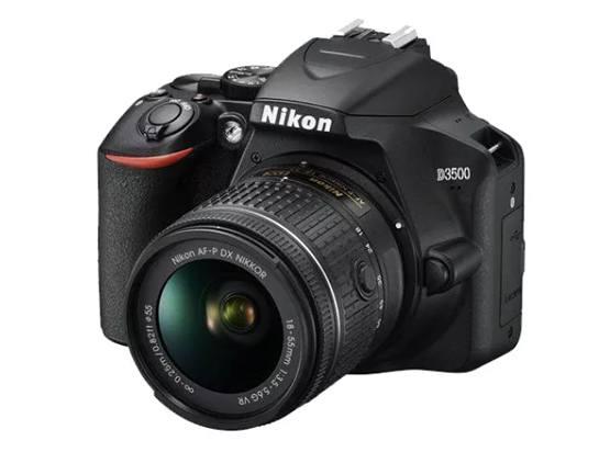 Зеркальный фотоаппарат Nikon D3500 для начинающего пользователя