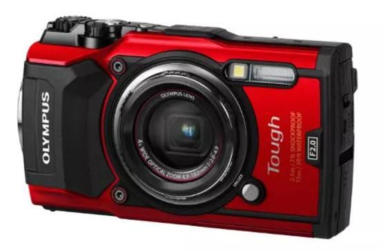 Olympus Tough TG-5 – фотокамера для подводной съёмки