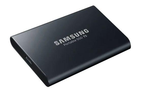 Внешний SSD Samsung Portable SSD T5