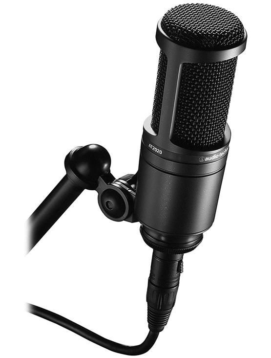 Игровой микрофон Audio-Technica – AT2020