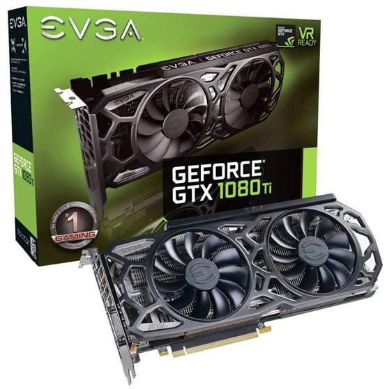 Видеокарта EVGA GeForce GTX 1080 Ti для бюджетного майнинга