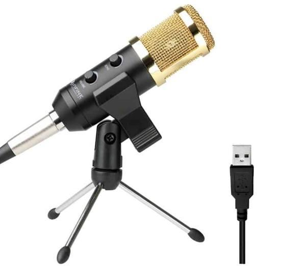 Конденсаторный микрофон Fifine – Plug & Play