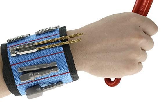 Магнитный браслет для инструментальных насадок