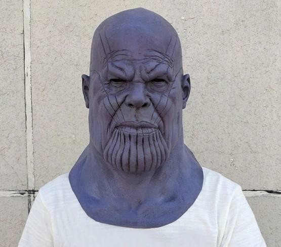Маска Таноса