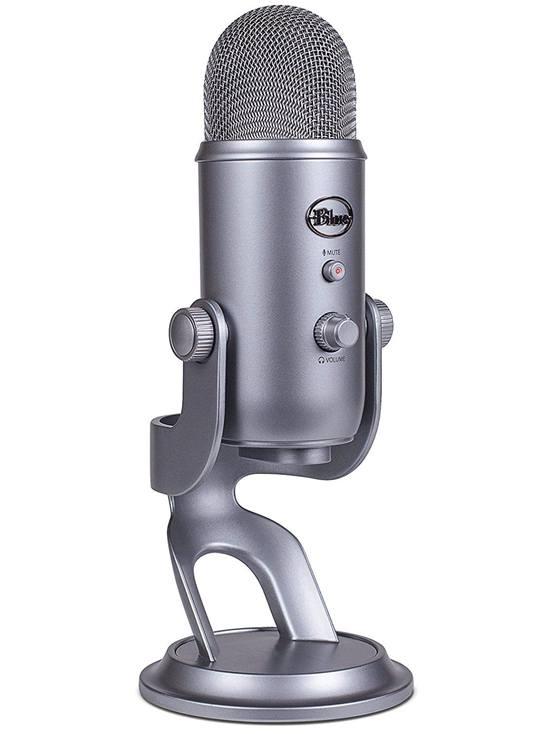 Классический микрофон Blue Yeti