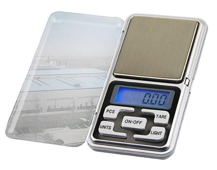 Мини-весы для взвешивания малых доз