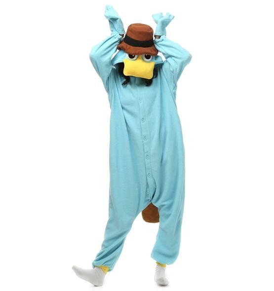 Оригинальная пижама для ребёнка в форме утёнка