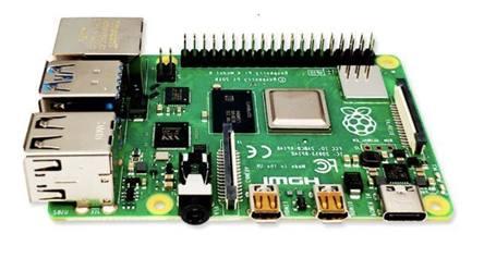 Мини-компьютер Raspberry Pi 4