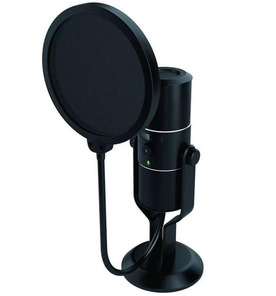 Лучший игровой микрофон Razer Seiren Elite