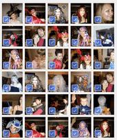 Выбор фотографий для мобильной загрузки на Google Plus