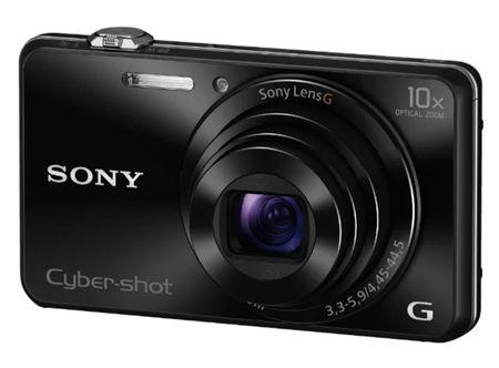 Компактный фотоаппарат Sony Cyber-shot DSC-WX220