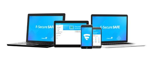 F-Secure Antivirus SAFE – очень простой в управлении антивирус