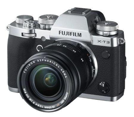 Fujifilm X-T3 – отличный фотоаппарат без зеркала