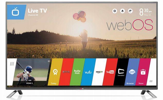 WebOS 4.5 – система управления телевизором от LG