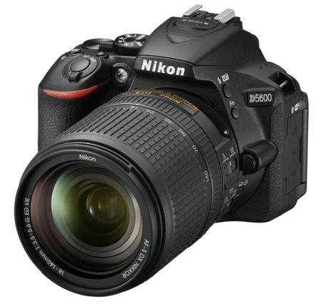 Зеркальный фотоаппарат Nikon D3500 – лучший выбор для начинающего фотографа
