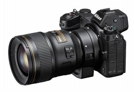 Фотоаппарат со сменной оптикой Nikon Z6